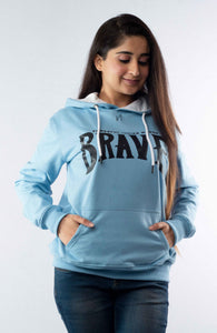 PIW_Brave: Hoodies for Women