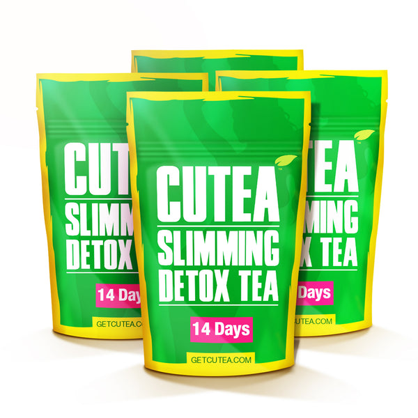 CUTEA Slimming Detox Tea - 56 Days