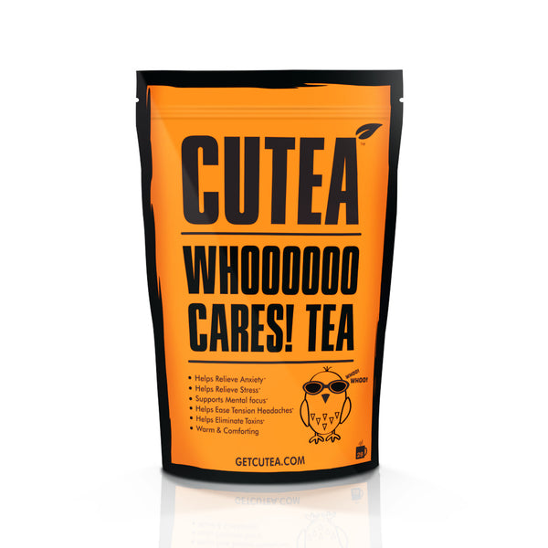 CUTEA Whooo Cares! Tea - 28 Bags