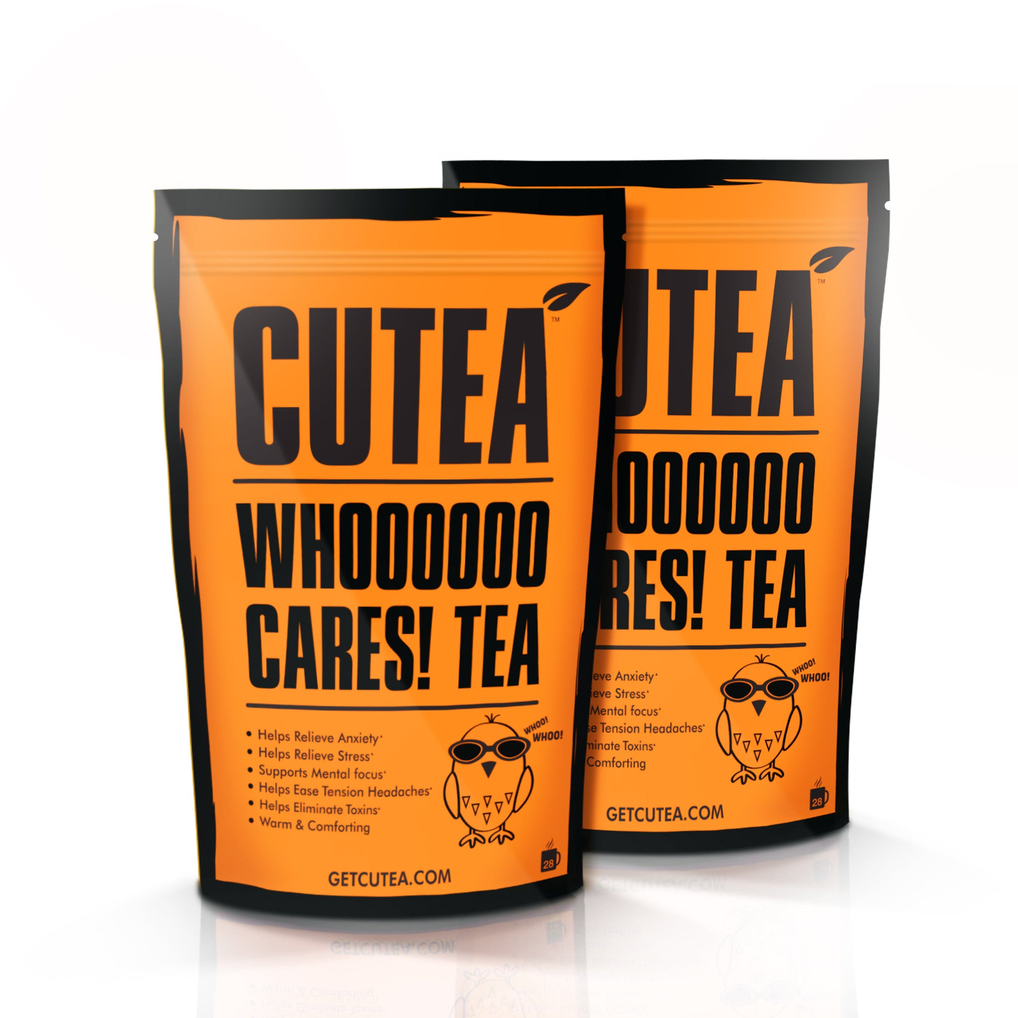 CUTEA Whooo Cares! Tea - 56 Bags