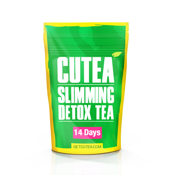 CUTEA Slimming Detox Tea - 14 Days