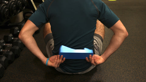 Placement for QL Muscle Release Using QL Claw