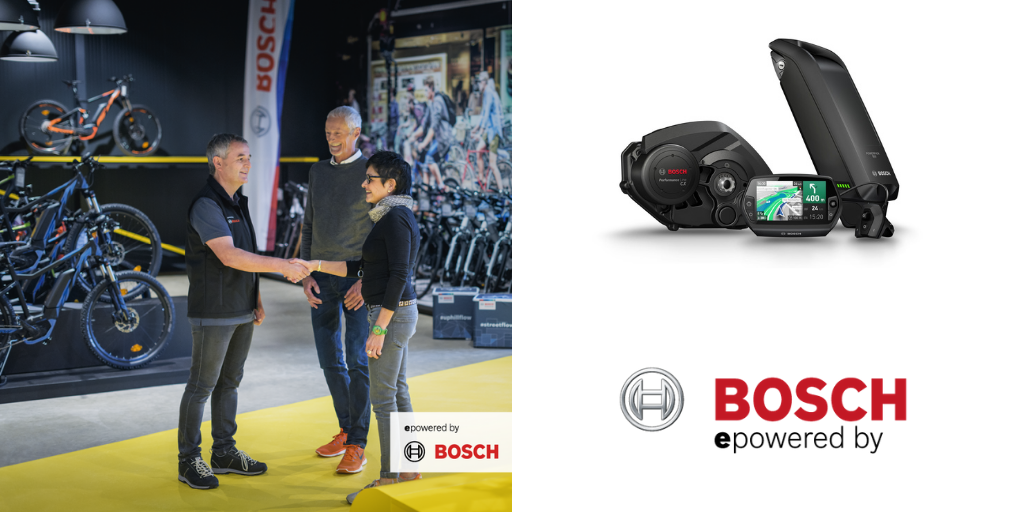 Authorized servicer of drive assemblies, bosch electric wheel engines.