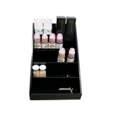 Black - Acrylic Holder /  Storage Organiser