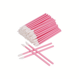 Pink Disposable Lip Applicators