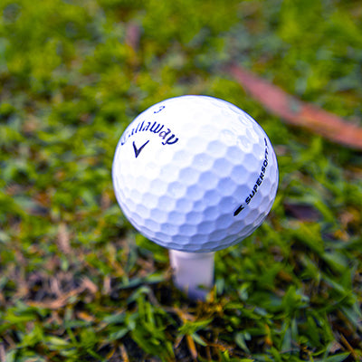 Callaway Supersoft <br/> Used Golf Balls