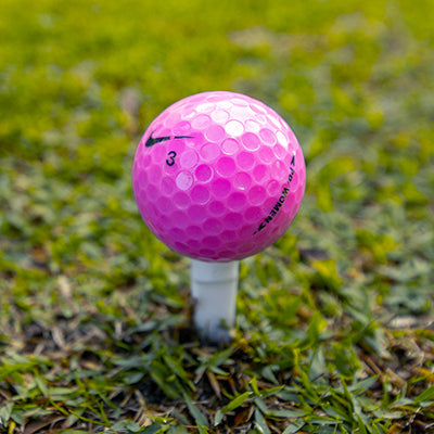 Nike PD Women Pink <br/> Used Golf Balls