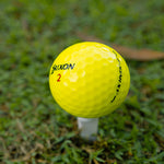 Srixon Z-Star XV Yellow <br/> Used Golf Balls