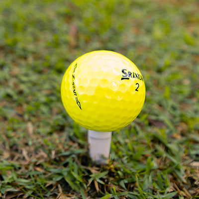 Srixon Z-Star Yellow <br/> Used Golf Balls