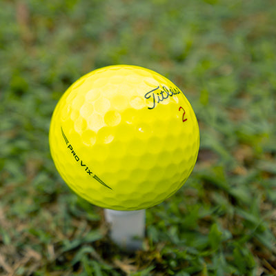 Titleist Pro V1x Yellow <br/> Used Golf Balls