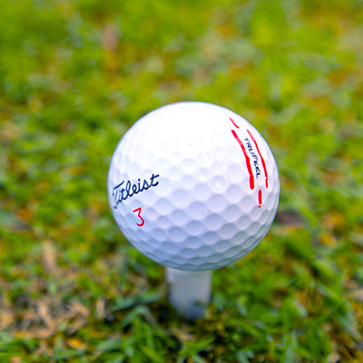 Titleist TruFeel <br/> Used Golf Balls