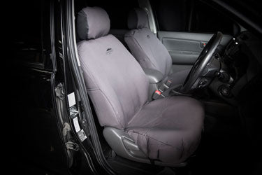 Tailored Canvas Car Seat Covers