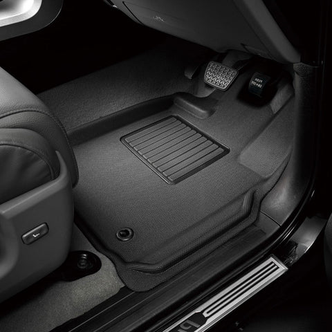 Holden Colorado Deep Dish Car Mats