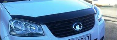 Great Wall V Series Tinted Bonnet Guard