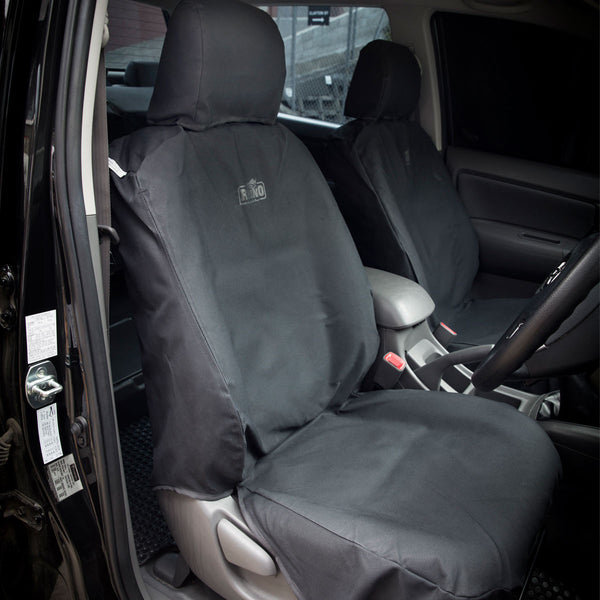 Holden Colorado Canvas Seat Covers