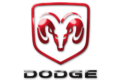Dodge All Weather Tailored Car Mats