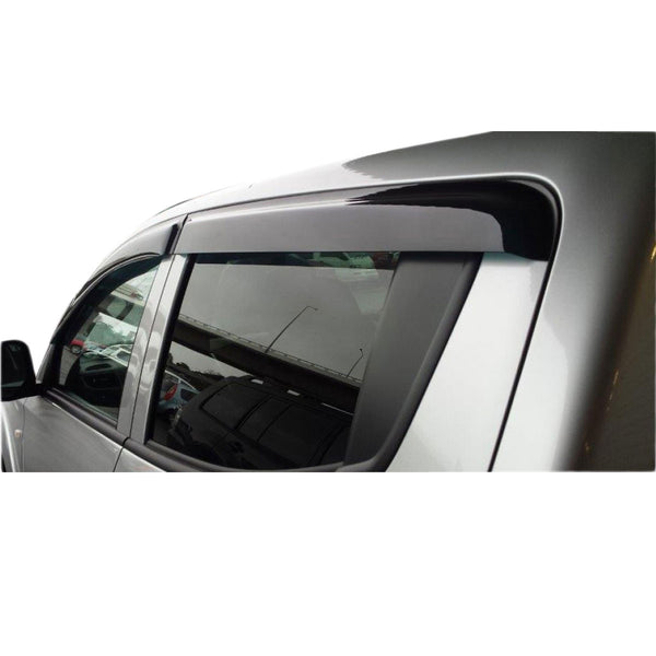 Holden Colorado Door Visors