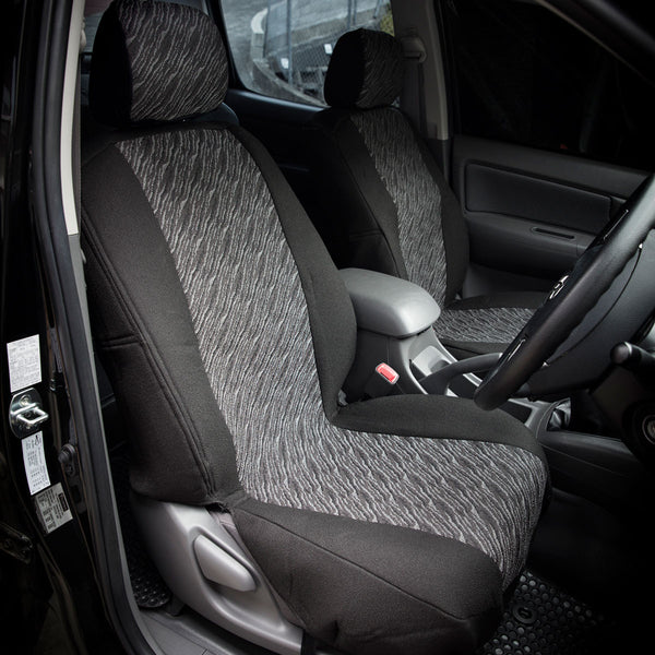 Nissan Navara Fabric Seat Covers