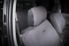 Isuzu D-Max Fabric Seat Covers - SALE