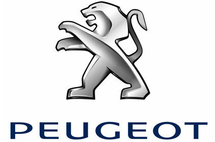 Peugeot Heavy Duty Rubber Car Mats