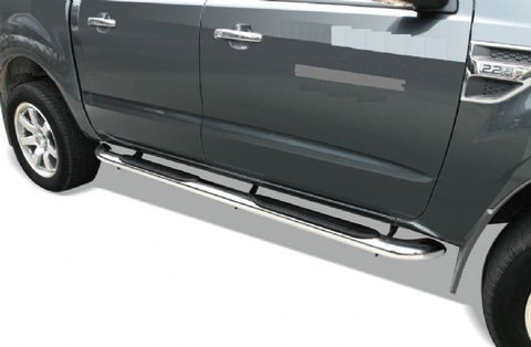 Toyota Hilux Side Steps