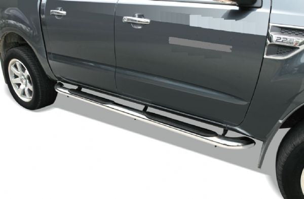 Nissan Navara Side Steps