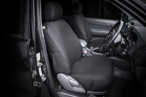 Mitsubishi Triton Fabric Seat Covers