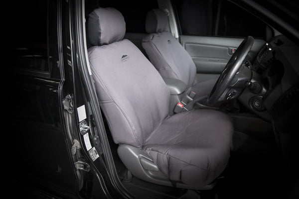 Lightweight Canvas Car Seat Covers