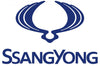 SsangYong Premium Tailored Car Boot Liners
