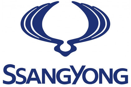 Ssangyong All Weather Tailored Car Mats