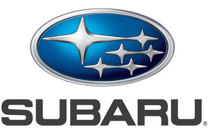 Subaru Carpet Car Boot Mats