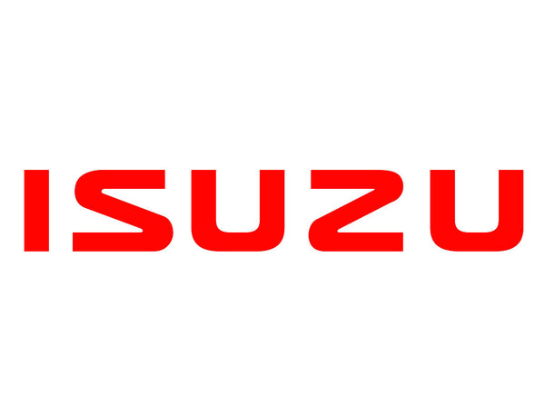 Isuzu Platinum Tailored Car Mats