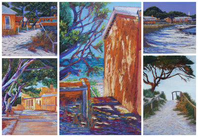 Rottnest Island Set of 5 Greeting Cards