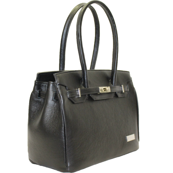 Load image into Gallery viewer, Rose Leather Handbag