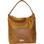 Debbie Hobo Leather Handbag