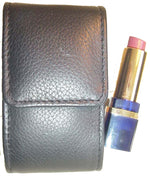 Leather Lipstick Holder