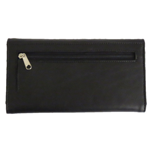 Load image into Gallery viewer, Kate Luxury 3 Fold Leather Purse
