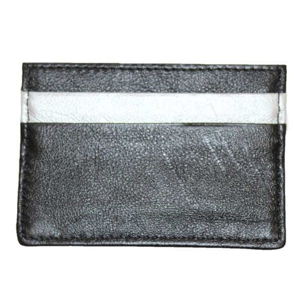 Star Leather Credit Card Holder
