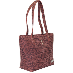 Load image into Gallery viewer, Little Luna Buffalo Leather Shopper