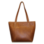 Little Luna Leather Shopper