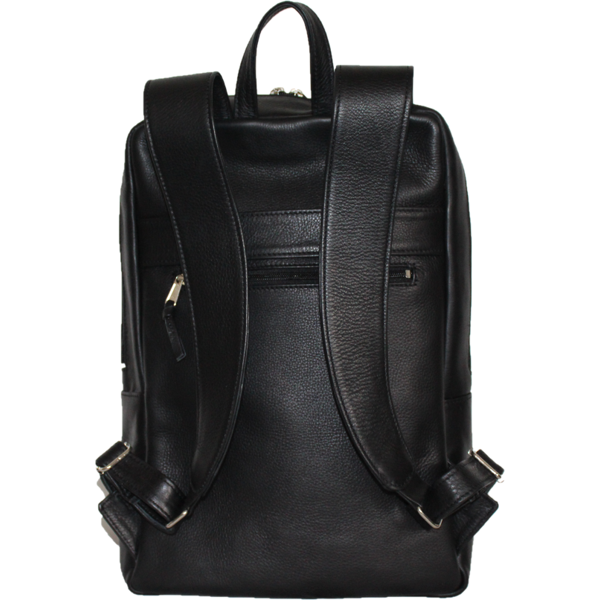 Load image into Gallery viewer, Toni Nguni Leather Laptop Backpack