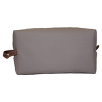 Lawson Ripstop and Leather Wash Bag