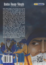 Load image into Gallery viewer, Baba Deep Singh - The Great Sikh Martyr and Scholar (English Graphic Novel)