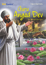 Load image into Gallery viewer, Guru Angad Dev - The Second Sikh Guru (English Graphic Novel)
