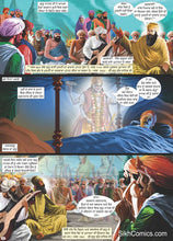 Load image into Gallery viewer, Guru Nanak Dev - Pehli Paatshahi Volume 3 (Punjabi Graphic Novel)
