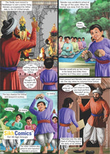 Load image into Gallery viewer, Bhagat Namdev - God's Own Voice (English Graphic Novel)