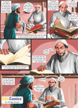 Load image into Gallery viewer, Bhagat Kabir - Weaver of God's Name (English Graphic Novel)