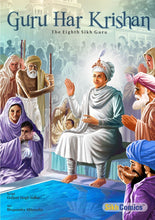 Load image into Gallery viewer, Complete Set - Sikh Gurus - Thirteen Books (English Graphic Novels)