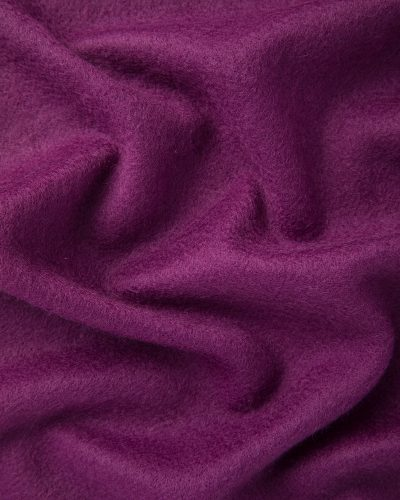 Cashmere scarf- purple grape
