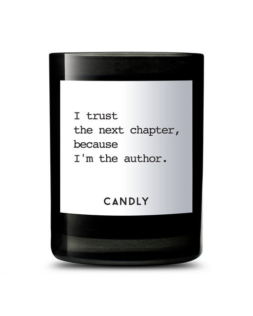 The Author Candle